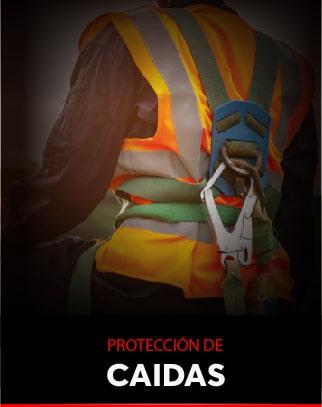 Protección contra caidas