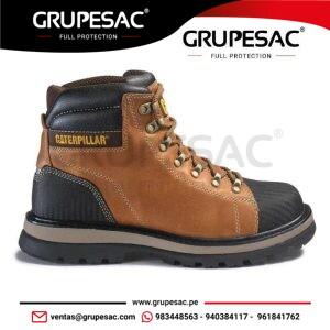zapato industrial punta de acero